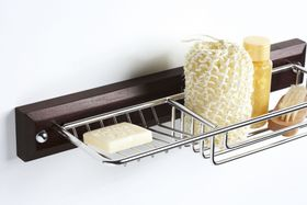 Steelcraft - Shelf and Soap Dish