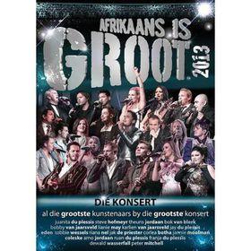 Various Artists - Afrikaans Is Groot 2013 Konsert (DVD)