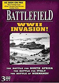 Battlefield Wwii Invasion - (Region 1 Import DVD)
