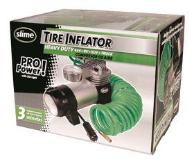 Slime - Heavy Duty Tyre Inflator