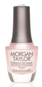 Morgan Taylor Nail Lacquer - Adorned In Diamond (15ml)