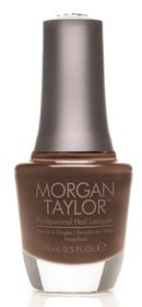 Morgan Taylor Nail Lacquer - Latte Please (15ml)