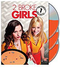 2 Broke Girls:Complete First Season - (Region 1 Import DVD)