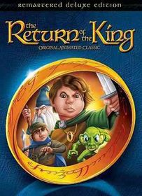 Return of The King - (Region 1 Import DVD)