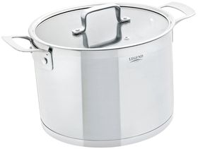 Legend Premium Chef 24cm Stockpot - 7.3 Litre