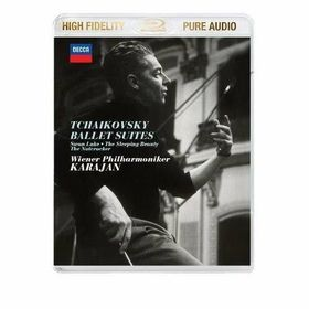 Tchaikovsky:Ballet Suites - (Region A Import Blu-ray Disc) (Pure Audio)