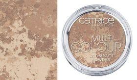 Catrice Multi Colour Compact Powder - 010 Rose Beige