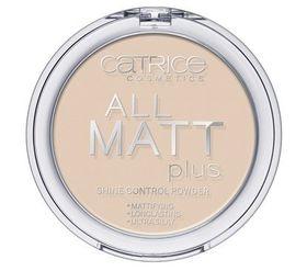 Catrice All Matt Plus Shine Control Powder - 010 Transparent