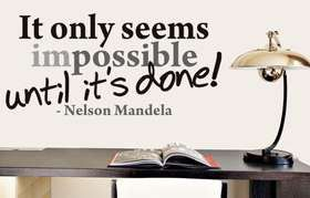 Fantastick - Mandela Quote 1