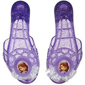 Disney Sofia The First Jelly Shoes