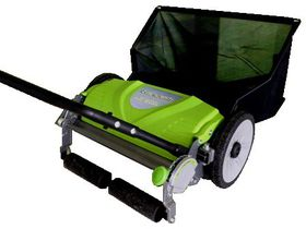 Tandem - 18 Inch Silent Push Mower