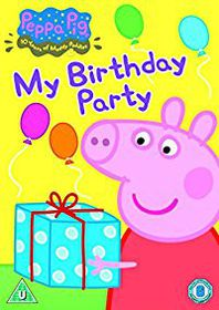 Peppa Pig: My Birthday Party and Other Stories (DVD)