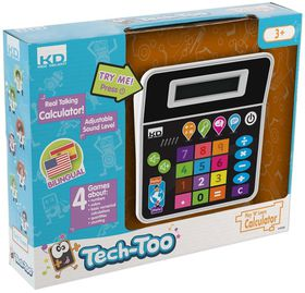 Tech-Too Calculator