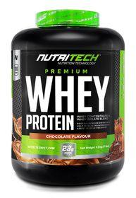Nutritech Premium Whey - Chocolate 3.2kg