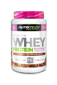 Nutritech Premium Whey Protein - Chocolate Ice-Cream