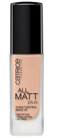 Catrice All Matt Plus Shine Control Make Up - 015 Vanilla Beige