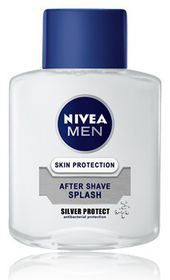 Nivea Men Silver Protect After Shave Splash - 100ml