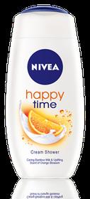 Nivea Happy Time Shower Cream - 500ml