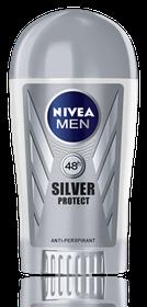 Nivea Men Deodorant Stick Silver Protect Roll On - 40ml