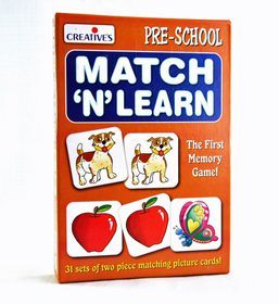 Creatives Toys Match & Learn