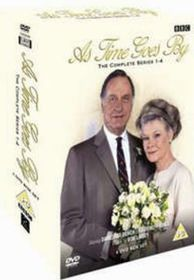 As Time Goes By Series 1-4     - (parallel import)