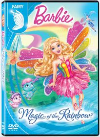 Barbie Fairytopia Magic Of The Rainbow (DVD)