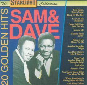Sam & Dave - 20 Golden Hits (CD)
