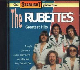Rubettes - Rubettes Greatest Hits (CD)
