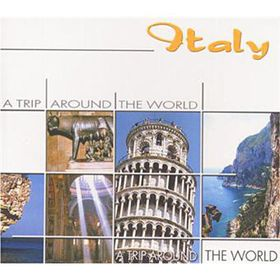 A Trip Around The World - Italy - Various Artists (CD)