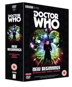 Doctor Who - New Beginnings Box Set - (Import DVD)