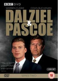 Dalziel And Pascoe - Series 2 - (Import DVD)