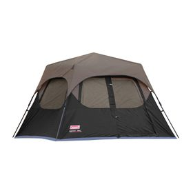 Coleman - Four Person Instant Tent With Flysheet