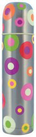 Pylones - Spots Silver - Small Thermos