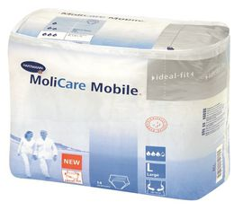 Molicare Mobile Pull Up Pants - Large 14's
