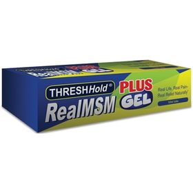 Threshhold Real Msm Plus Gel - 50ml