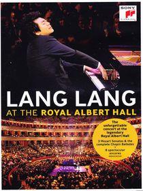 Lang Lang at The Royal Albert Hall - (Region 1 Import DVD)