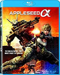 Appleseed Alpha - (Region A Import Blu-ray Disc)