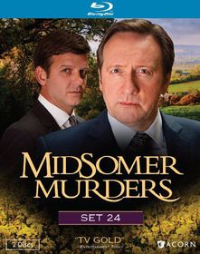 Midsomer Murders Set 24 - (Region A Import Blu-ray Disc)