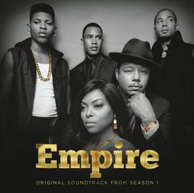 Empire Cast - Empire - Season 1 (CD)