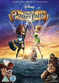 Tinker Bell and the Pirate Fairy (DVD)