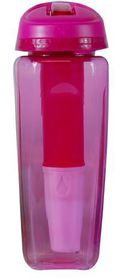 Coolgear 710ml Ez Freeze Pure Water Bottle - Pink