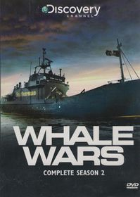Discovery - Whale Wars: Season 2 (DVD)