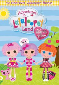 Lalaloopsy - Lalaloopsy The Movie: Search For Pillo (DVD)