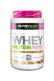 Nutritech Premium Whey Protein For Her Cinnabomb - 1kg