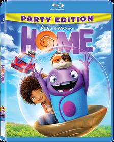 Home (Blu-ray)