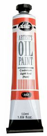 Dala Artist Oil Paint 50ml - Yellow Ochre