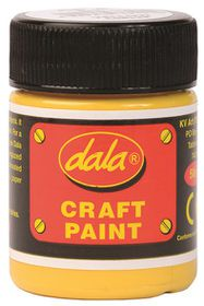 Dala Craft Paint 50ml - Orange