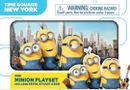 Minions Mini Playsets Scaled 3 & 4 inch Figures