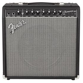 Fender Champion 40 Watt Electric Guitar Amplifier