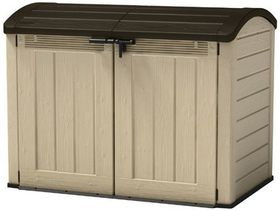 Keter - 2000 Litres Store It Out Ultra - Brown & Beige